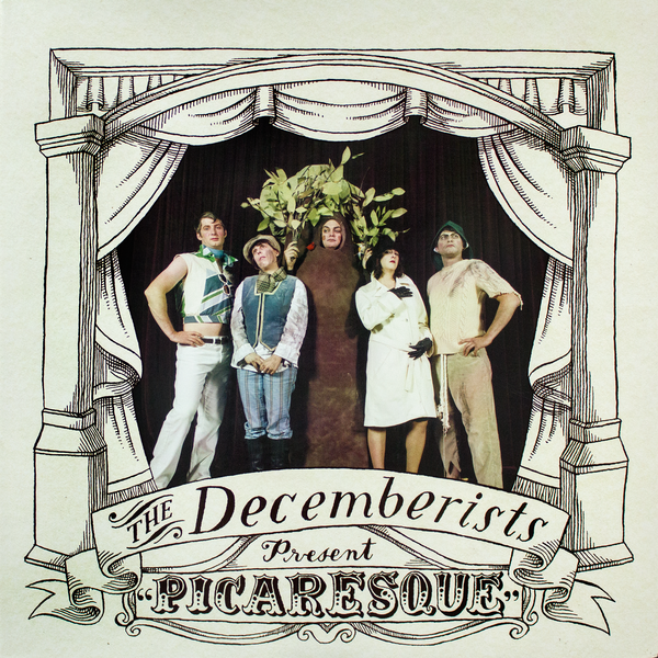 Krs decemberists picaresque lp 1