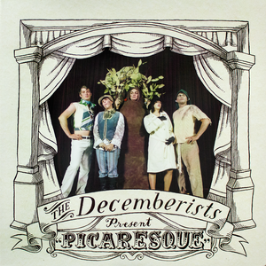 The Decemberists Kill Rock Stars Online Store Apparel
