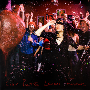 Thao With The Get Down Stay Down - Know Better Learn Faster CD | LP | DIGI thumb