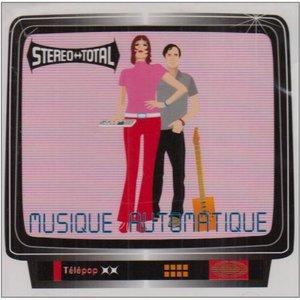 Stereo Total - Musique Automatique CD | DIGI thumb