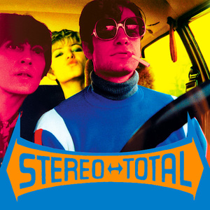 Stereo Total - Oh Ah CD thumb