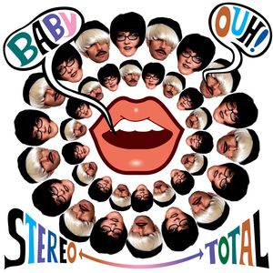 Stereo Total - Baby Ouh! CD thumb