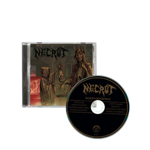 Necrot: Blood Offerings CD thumb