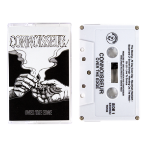 Connoisseur: Over The Edge Cassette Tape thumb