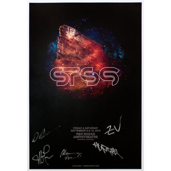 Sts9 redrocks signed 1