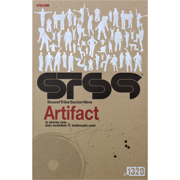Sts9 artifact 1