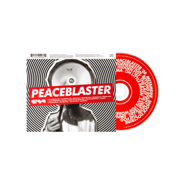 Sts9 peaceblaster cd 1