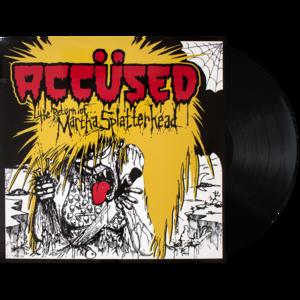 The Accüsed: The Return Of Martha Splatterhead Vinyl LP thumb