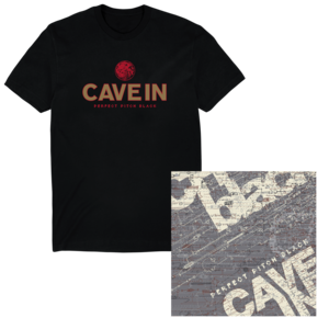 Cave In: Perfect Pitch Black Digital Download & T-Shirt Bundle thumb