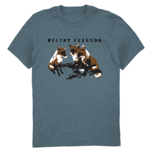 Filthy Friends: Invitation T-Shirt  thumb