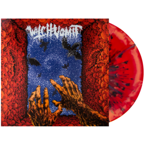 Witchvomit: Poisoned Blood Vinyl LP thumb