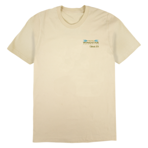 Windstar 2011 Lend A Hand T-shirt (Cream) thumb
