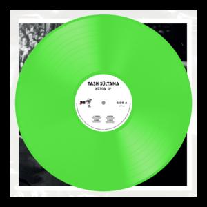 Notion EP GREEN Vinyl 12