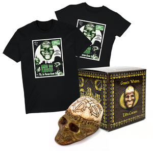 Boxed Mini Prussian Kissing Skull + Baron Von Flanagan T-Shirt  thumb