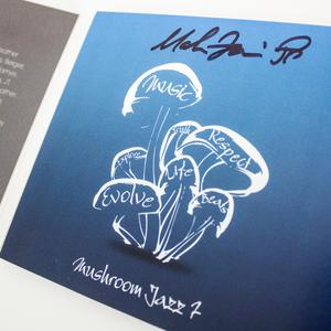 Mushroom Jazz Seven / Mushroom Jazz 7 (Signed CD) thumb