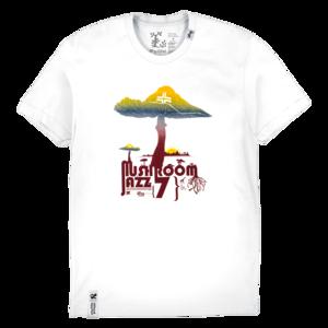 Ltd. Ed. Mushroom Jazz Seven / Mushroom Jazz 7 T-Shirt Designed by LRG thumb