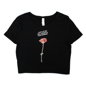 Rose Crop Top thumb