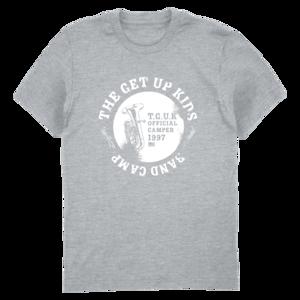 Band Camp (Grey) T-shirt thumb
