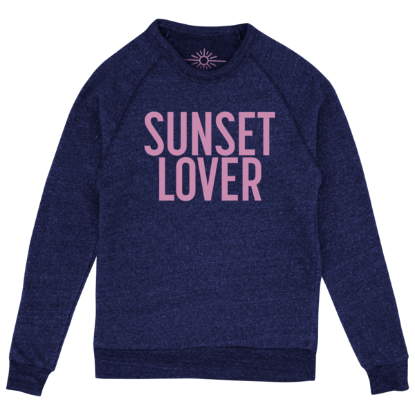 Sunset Lover Crewneck | Petit Biscuit | Online Store