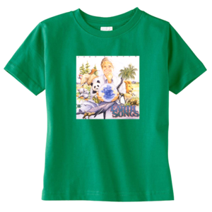 Earth Songs Kids Tee thumb
