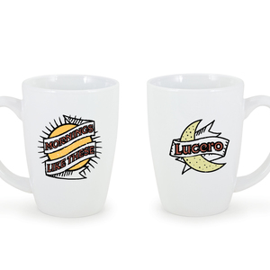 'Mornings Like These' Diner Mug thumb