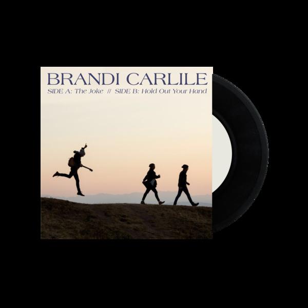 "Hallelujah Live At Kcrw Com Brandi Carlile: ""The Joke"" 7 Inch Vinyl Ltd. Pressing"