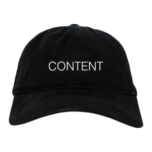 Joywave: Content Dad hat thumb