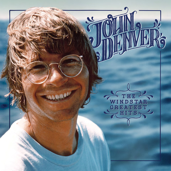 The Windstar Greatest Hits Vinyl Lp John Denver Online