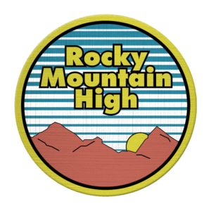Rocky Mountain High Patch thumb