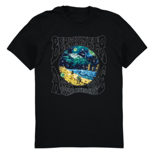 Berwanger And The Star Invaders T-Shirt thumb