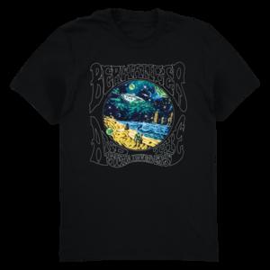 Berwanger And The Star Invaders T-Shirt thumb
