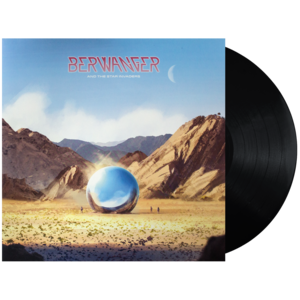 (BLACK) Berwanger And The Star Invaders Vinyl LP thumb