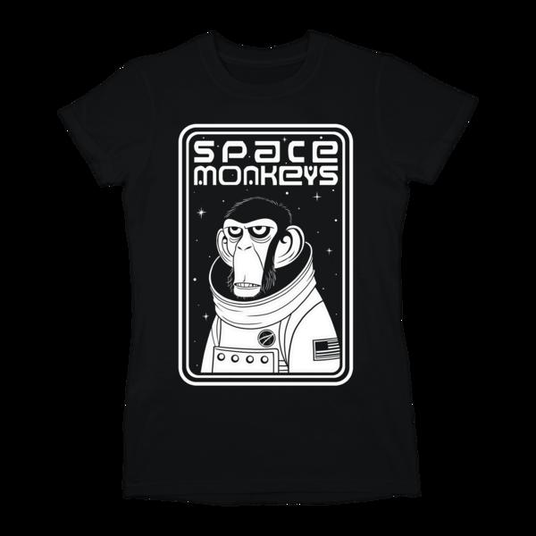 Tesd spacemonkeywomensblack t 1