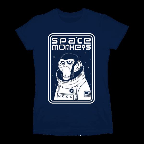 Tesd spacemonkeywomensnavy t 1