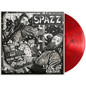 Spazz: Live at KZSU Vinyl LP thumb