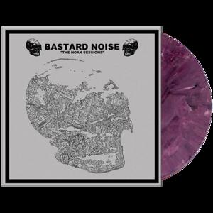 Bastard Noise / Lack of Interest: Split Vinyl LP thumb
