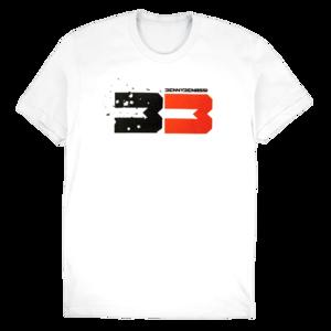Benny Benassi: BB Slim Tee (White) thumb