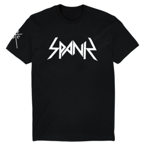 The Bloody Beetroots: Spank Slim Tee (Black) thumb
