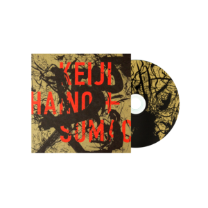 "Keiji Haino + SUMAC ""American Dollar Bill - Keep Facing Sideways, You Are Too Hideous To Look At Face On"" CD thumb"