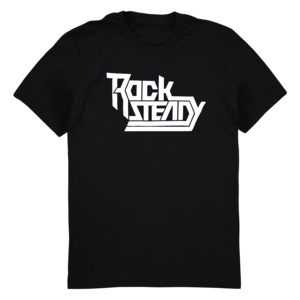 Rock Steady Tee (Black) thumb
