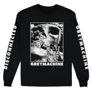 Greymachine: Disconnected Longsleeve T-shirt thumb