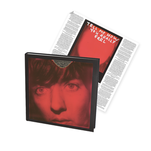 Tell Me How You Really Feel Deluxe CD + Ltd Edition Print thumb