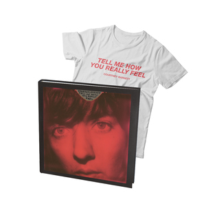 Tell Me How You Really Feel Deluxe CD + T-shirt thumb