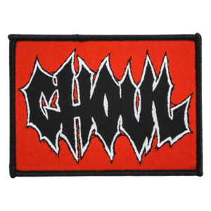 Ghoul: Logo Patch thumb