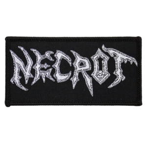 Necrot: Logo Patch thumb