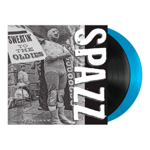 Spazz: Sweatin' to the Oldies 2xLP thumb