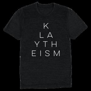 Klaytheist Tee thumb