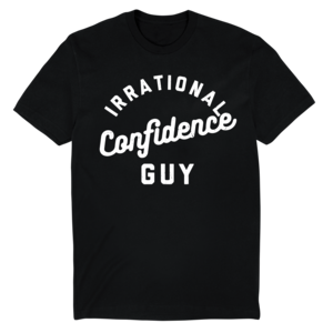 Irrational Confidence Tee thumb