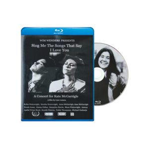 Sing Me The Songs That Say I Love You Blu-Ray DVD thumb
