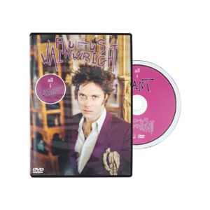 CDs & DVDs | Rufus Wainwright | Online Store, Apparel